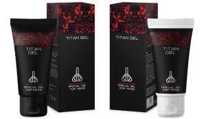Titan gel preço